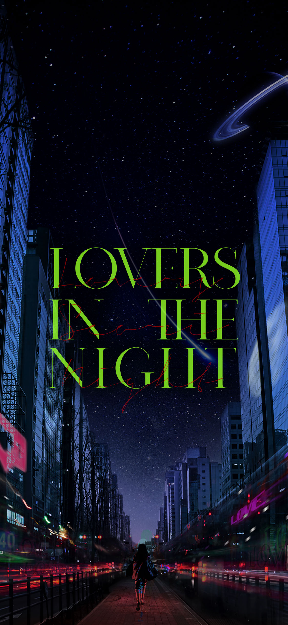 Lover In The Night